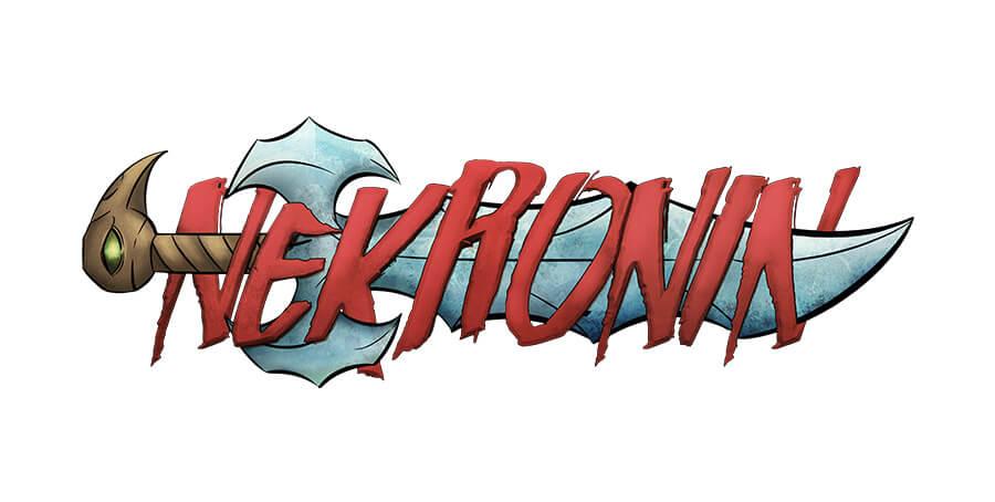 Nekronin Logo in progress