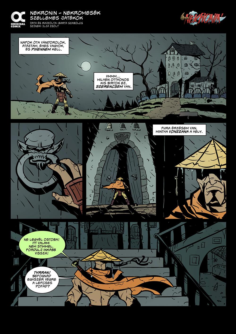 Nekronin Halloween Special P01