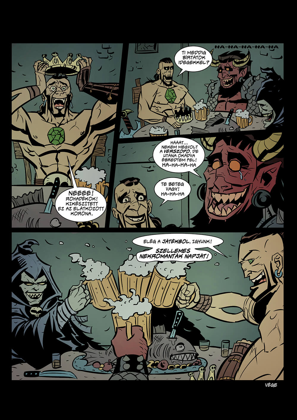 Nekronin Halloween Special P04