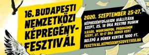 Az Original Comix a 16. Budapesti Nemzetközi Képregényfesztiválon